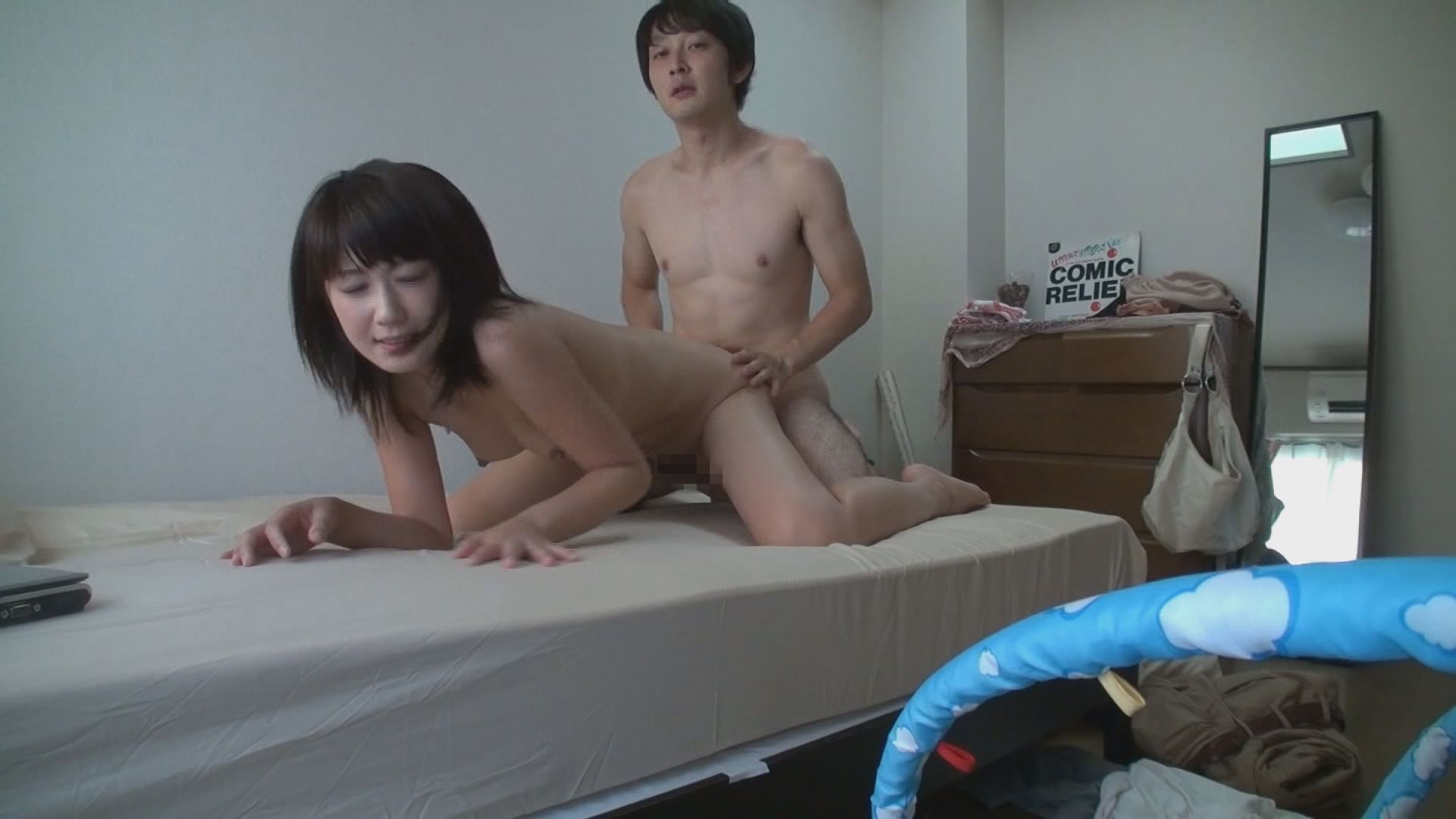 【個人撮影】埼玉県在住めぐちゃん29歳 自宅で中出し6発撮影