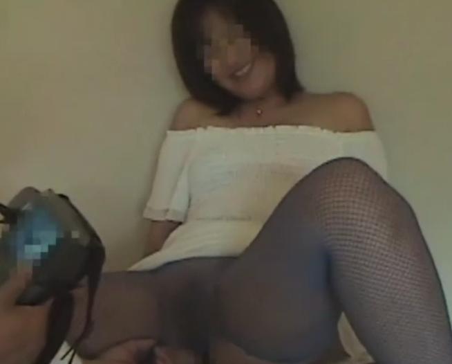 【個人撮影】ムチムチパンスト美人妻の豪快フィストアクメ 挿入無し