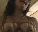 【個人撮影】高級婦人縄化粧折檻