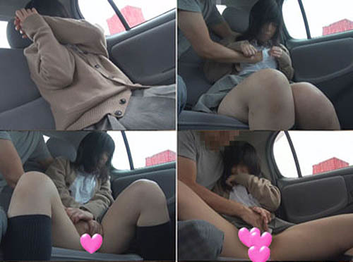 FC2 PPV 392718 【個人撮影】極感!幼いのに体が敏感すぎる変態たまごちゃん!車内プチ援でもイキまくり映像