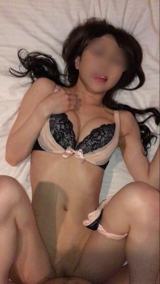 【個人撮影】肉オナホの使い方②(生膣、ずらしハメ、立ちバック)